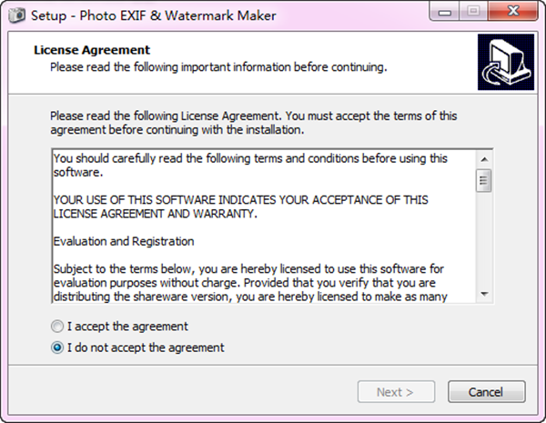 Photo EXIF and Watermark Maker下载